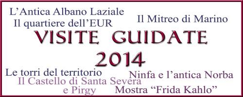 Visite guidate2 2014