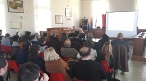 """La conferenza tenuta dalla professoressa Fenelli """"Enea e la leggenda troiana"""" per i festeggiamenti del secondo anniversario dell'Associazione Latium Vetus"""