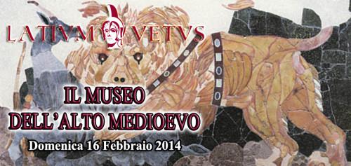 Header Volantino Museo Alto Medioevo