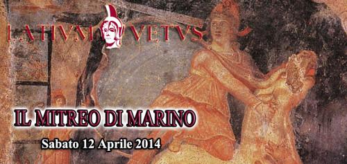 Header Volantino Mitreo di Marino