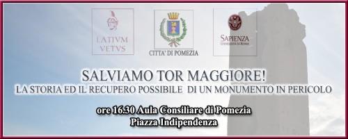 Header Convegno Tor Maggiore