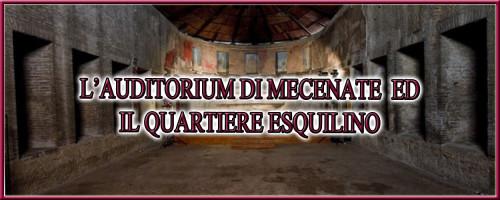 Header  Dispense Auditorium Mecenate