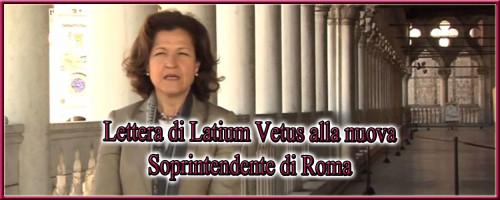 Header Volantino Lettera Soprintendente