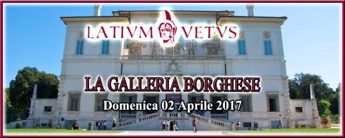 Visita guidata alla Galleria Borghese domenica 02 aprile