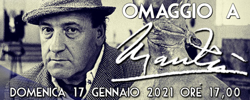 Domenica 17 gennaio 2021, Evento Live – Omaggio a Giacomo Manzù!