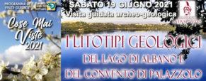Visita geologica ai litotipi del lago di Albano e all'area di Palazzolo