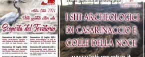 Visita ai siti archeologici di Casarinaccio e Colle della Noce
