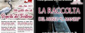 """Visita alla Raccolta del Museo """"G. Manzù"""" di Ardea"""