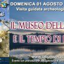 Visita al Museo delle Navi e al Tempio di Diana a Nemi